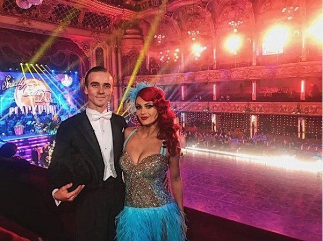 Strictly's Joe Sugg calls Blackpool dance with girlfriend Dianne Buswell 'one of best nights' of his life
