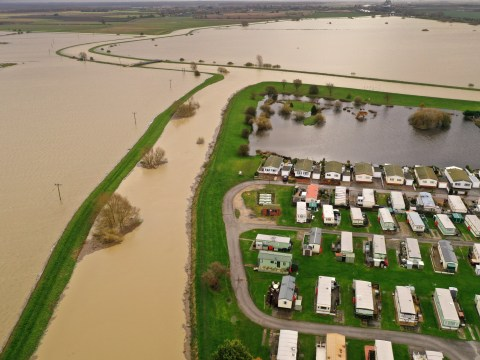 Millions of Brits affected by more flooding if climate prediction comes to pass, research suggests