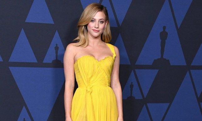 HOLLYWOOD, CALIFORNIA - OCTOBER 27: Lili Reinhart arrives at the Academy Of Motion Picture Arts And Sciences' 11th Annual Governors Awards at The Ray Dolby Ballroom at Hollywood & Highland Center on October 27, 2019 in Hollywood, California. (Photo by Steve Granitz/WireImage)