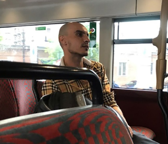 Do you know man who keeps groping passengers on London buses?