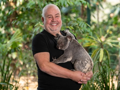 Who is Cliff Parisi's wife and how long have they been together as the EastEnders star tackles I'm A Celebrity jungle?