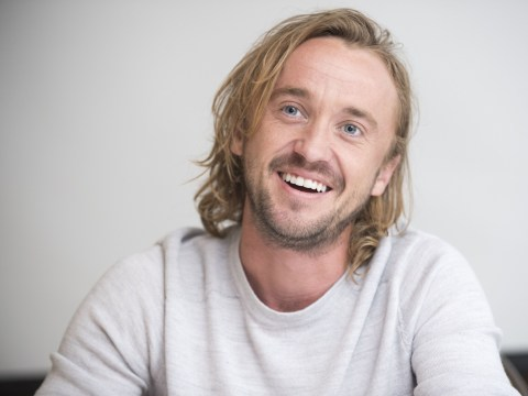 Harry Potter's Tom Felton declares it's time for Hollywood to 'bow down to the women'