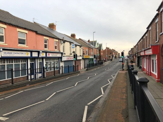 General view of Blackhall Colliery, where, since 2014, 13 packages of ?20 notes have been dumped in plain sight in the streets of the County Durham village, which almost always add up to exactly ?2,000. PA Photo. Picture date: Tuesday November 19, 2019. Police have praised honest residents who have repeatedly handed in bundles of thousands of pounds in cash which have turned up in their village. See PA story POLICE Cash . Photo credit should read: Tom Wilkinson/PA Wire