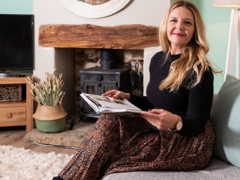 What I Own: Jo and Paul, who paid a £36,000 deposit on a three-bedroom house in Bedfordshire