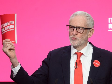 Jeremy Corbyn promises to scrap tuition fees and universal credit