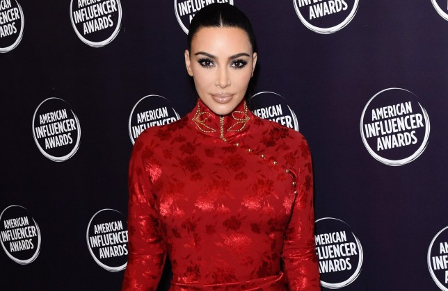 HOLLYWOOD, CALIFORNIA - NOVEMBER 18: (EDITORS NOTE: Retransmission with alternate crop.) Kim Kardashian attends the 2nd Annual American Influencer Awards at Dolby Theatre on November 18, 2019 in Hollywood, California. (Photo by Presley Ann/Getty Images for American Influencer Awards )