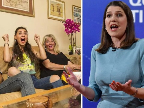 Gogglebox stars tear Jo Swinson's Liberal Democrats party election broadcast apart