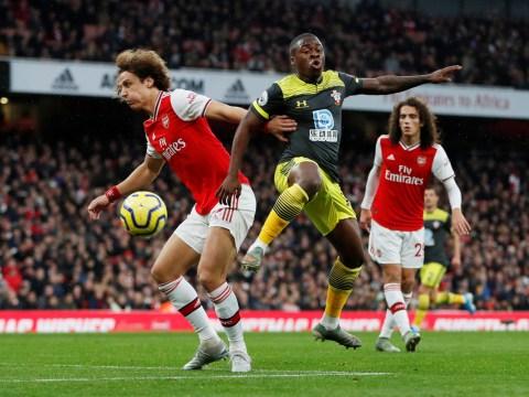 Former Arsenal captain Tony Adams stunned by awful David Luiz defending