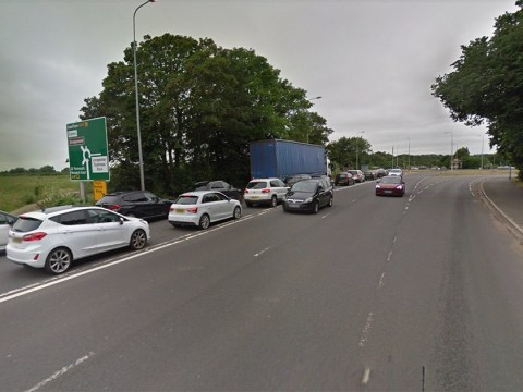 Two dead after car crashes into pedestrians in Norwich
