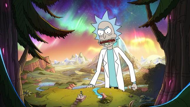 Rick and Morty - S04E02