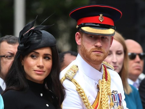 What are Meghan Markle and Prince Harry doing for Christmas?