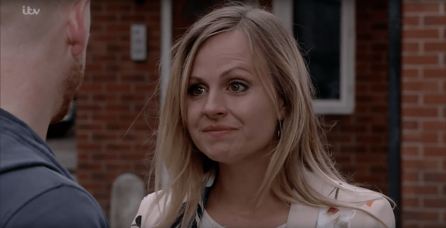 Coronation Street star Tina O'Brien signs new deal to remain with soap for another year