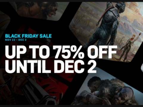 Best Epic Games Store Black Friday 2019 deals include Red Dead Redemption 2 and Borderlands 3