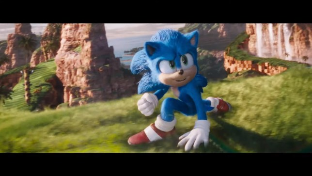 sonic the hedgehog movie 2019