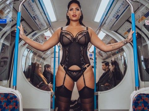 Love Island's Malin Andersson on body positivity and starting conversations about domestic violence