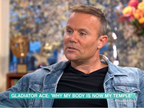 Gladiator Ace opens up about failed engagement to Katie Price: 'We were both selling stories'