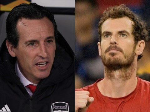Andy Murray suggests Arsenal will need to sack Unai Emery and rues missing out on Jose Mourinho