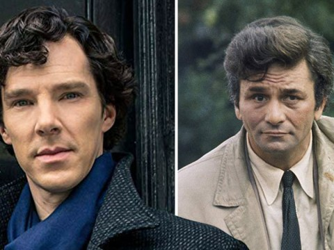 Sherlock creators insist the show isn't coming back anytime soon – how about a reboot of Columbo instead?