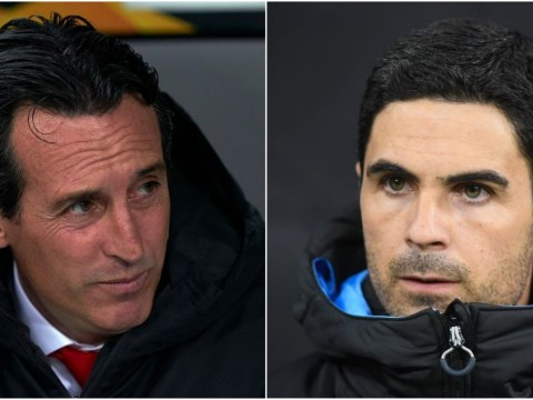 Mikel Arteta wants Arsenal talks as Unai Emery is given three games to save his job