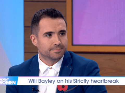 Will Bayley 'knew he was gone' the moment he landed from his shocking jump before quitting Strictly Come Dancing