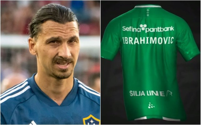 Zlatan Ibrahimovic could be heading to Hammarby