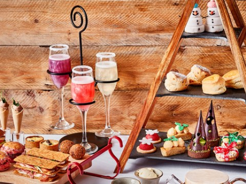 You can now get paid to eat Christmas afternoon tea in the Lake District