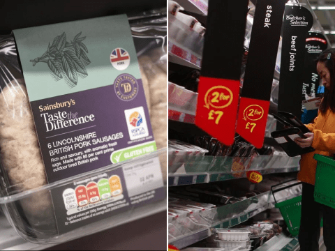 Black plastic to be banned from supermarkets by Christmas