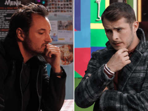 EastEnders spoilers: Ben Mitchell drops a bombshell on a stunned Martin Fowler