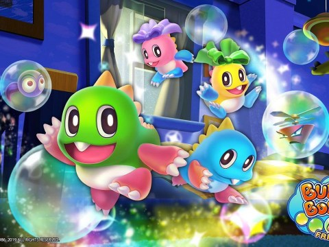 Bubble Bobble 4 Friends review – bursting with fun