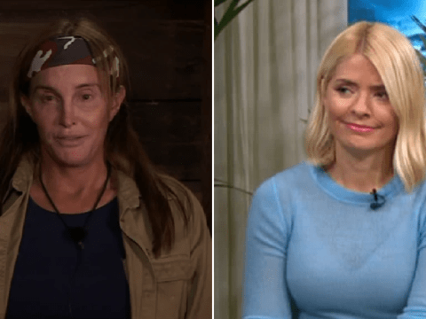 Holly Willoughby wants 'harsh' punishment for I'm A Celebrity camp over Caitlyn Jenner's rule break
