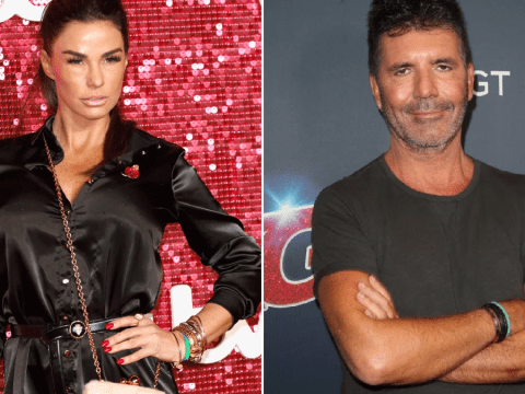 Katie Price claims Simon Cowell 'fancies her' as she fumes over X Factor: Celebrity snub