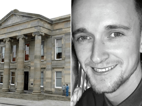 Kitchen porter impaled in backside with broom after chef's prank went wrong