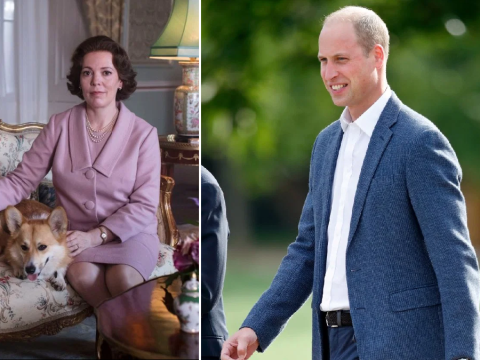 Olivia Colman reveals awkward encounter with Prince William over The Crown season 3: 'It didn't go very well'