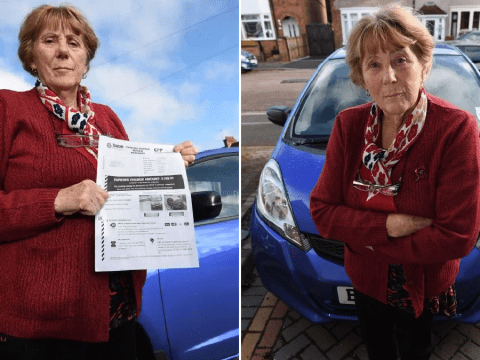 Woman, 79, fined £100 when her car broke down in hospital car park