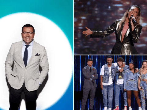 Who left X Factor: Celebrity last night in the third elimination of the series?