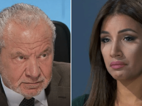 The Apprentice's Lord Sugar sparks new racism row after claims he told Venezuelan candidate: 'No wonder your country is in a state'