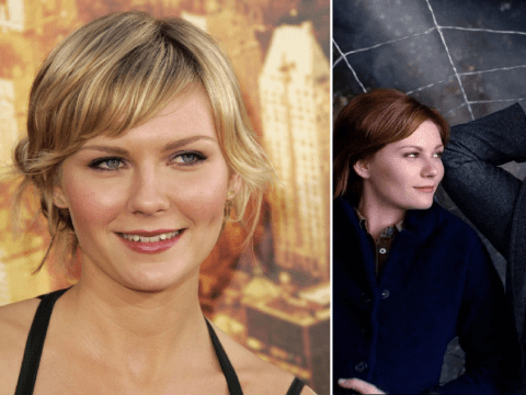 Spider-Man bosses 'pressured' Kirsten Dunst to fix famous snaggletooth with 'perfect Barbie doll teeth'