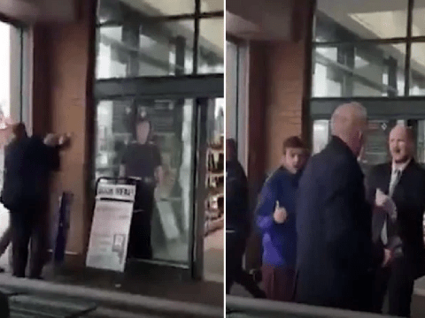 Calls to boycott Morrisons for kicking out Brexit Party activist for canvassing customers