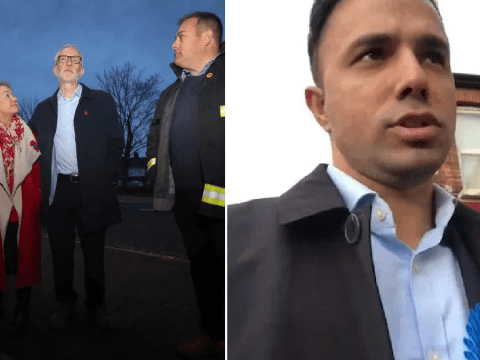 Violence on the campaign trail as three Labour and Tory supporters are attacked