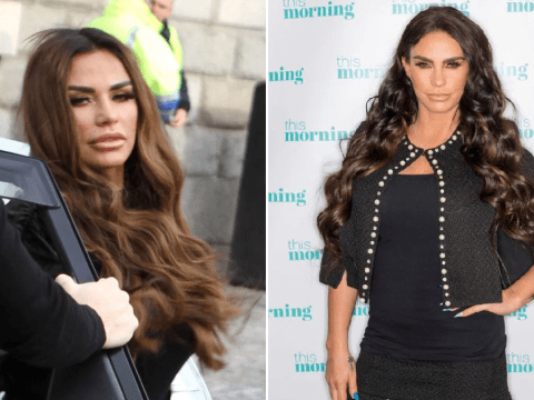 Katie Price declared bankrupt after failing to pay back debts
