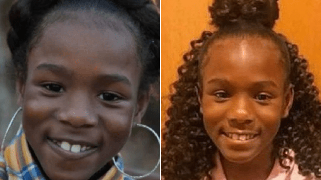 Photos of 12 year-old Tarhiya Sledge, who died by suicide after being bullied at school