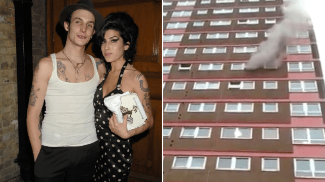 Amy Winehouse ex Blake Fielder-Civil