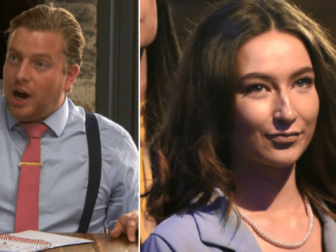 The Apprentice fired candidate Thomas Skinner claims Lottie Lion was 'vulnerable' and 'insecure' in the house