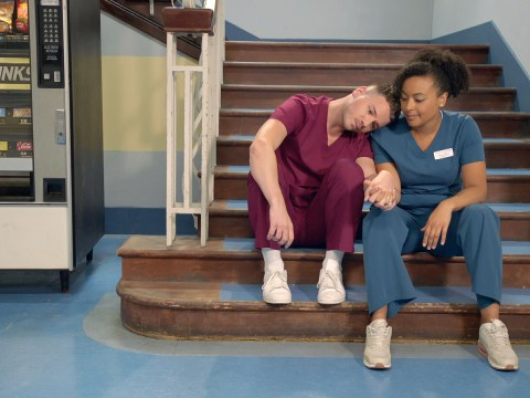 Holby City review with spoilers: Tragic baby death for Lofty and Dominic