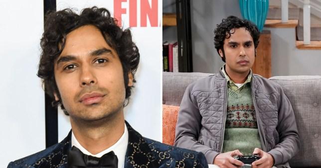 The Big Bang Theory's Kunal Nayyar