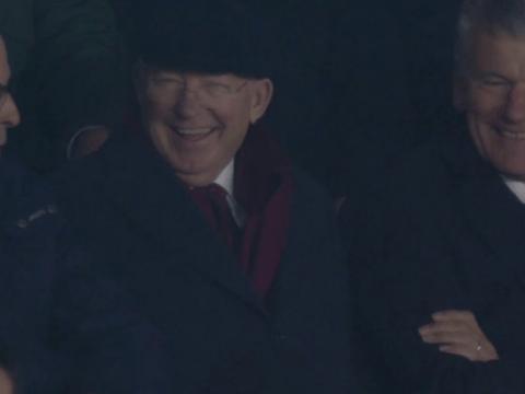 Sir Alex Ferguson's priceless reaction after stunning 10-minute Man Utd fightback