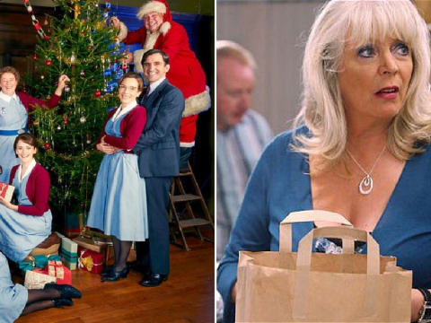 BBC Christmas TV line-up revealed including Gavin and Stacey, Call The Midwife and Mrs Brown's Boys