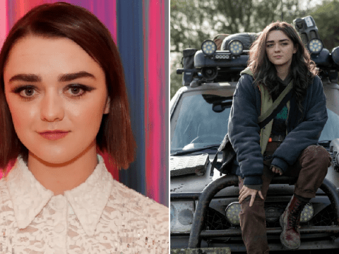 First glimpse of Game Of Thrones star Maisie Williams in new Sky comedy Two Weeks To Live