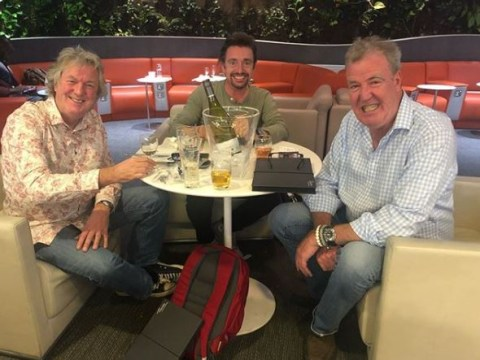The Grand Tour hosts Jeremy Clarkson, Richard Hammond and James May back together for more season 4 travels