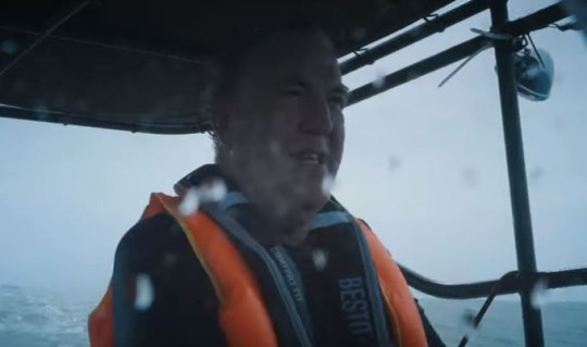 Jeremy Clarkson in The Grand Tour trailer